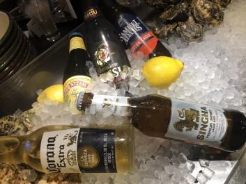 牡蠣とビールの話