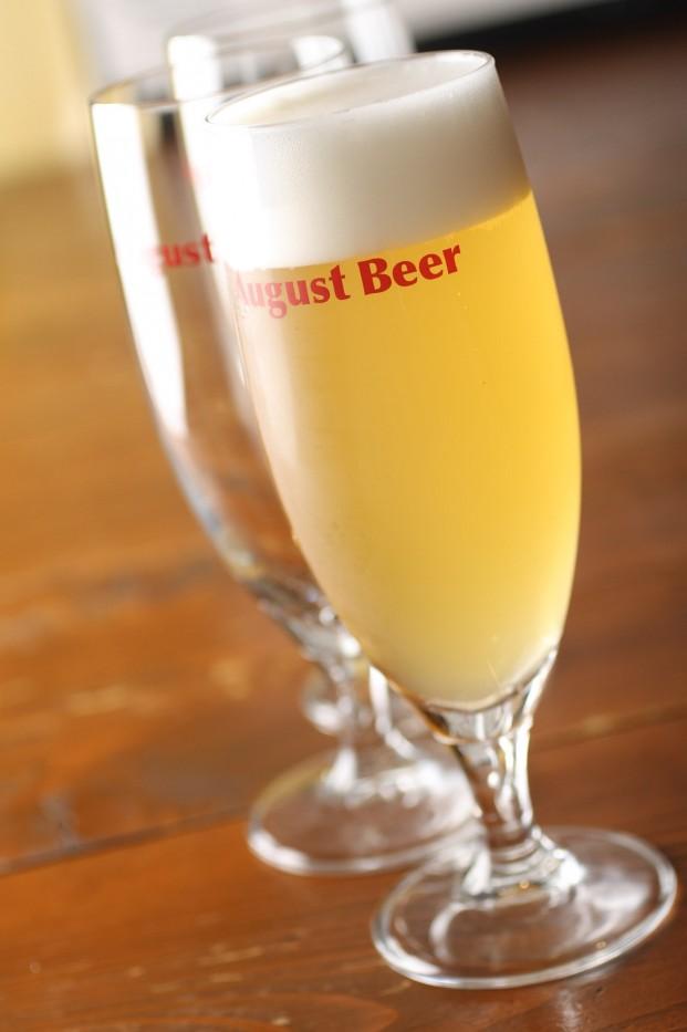 アウグス ホワイトビール