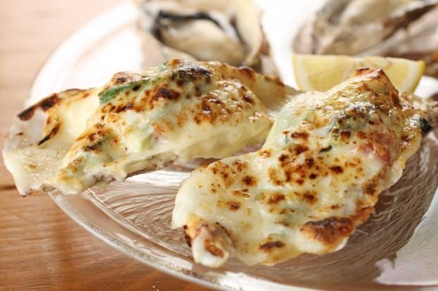 牡蠣のホワイトソースグラタン(2P)
