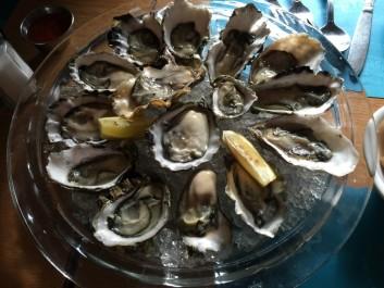 牡蠣を剥く仕事の話