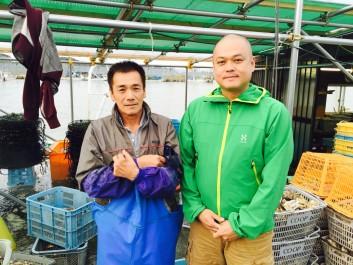 2019年仙鳳趾の牡蠣の話