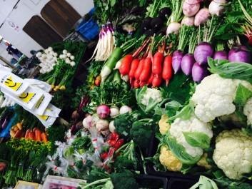 台風と鎌倉野菜の話