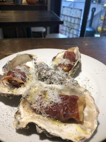イタリア食材フェアの話