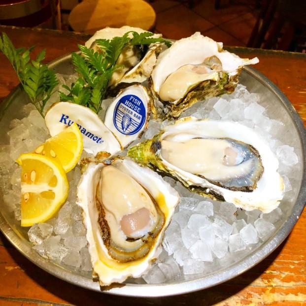 世界で活躍する日本産の真牡蠣達の話