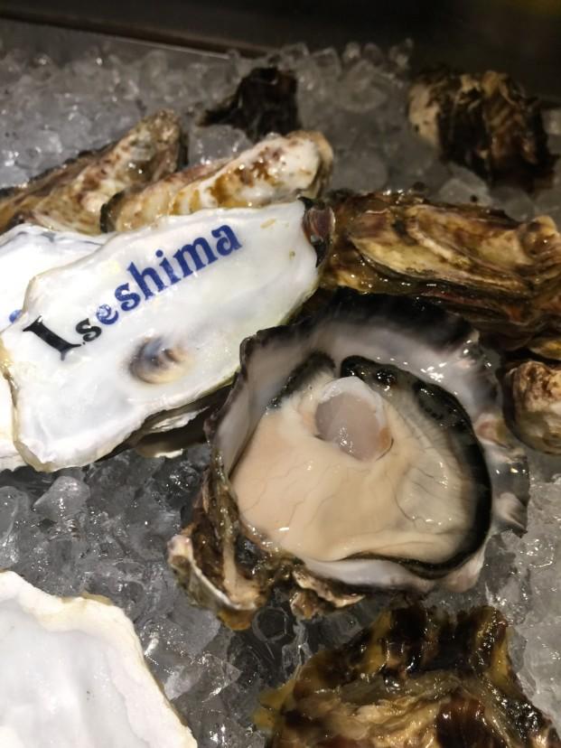 伊勢志摩の牡蠣の話