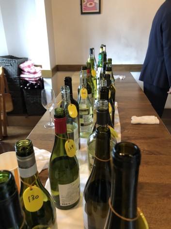 牡蠣に合うワインの話