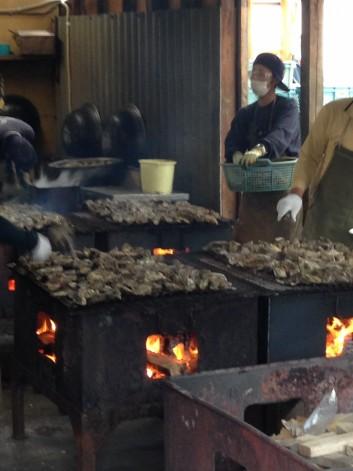浦村の牡蠣の話