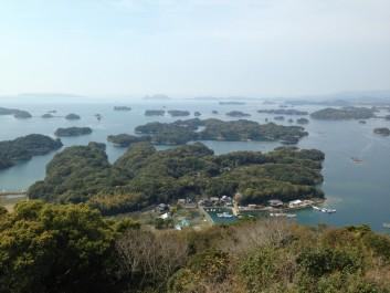 九十九島の真牡蠣の話