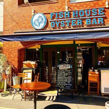 FISH HOUSE東口店の話