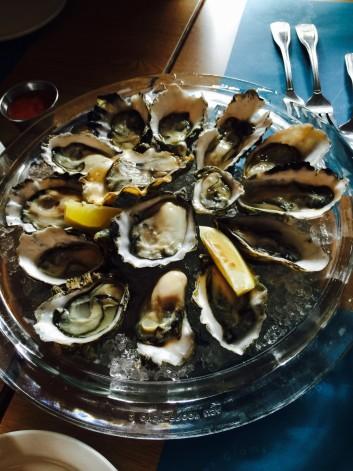 牡蠣を食べる時期の話