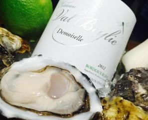 (Japanese) 7月の牡蠣とワインのマリアージュ(ハッピーアワーのお知らせ)