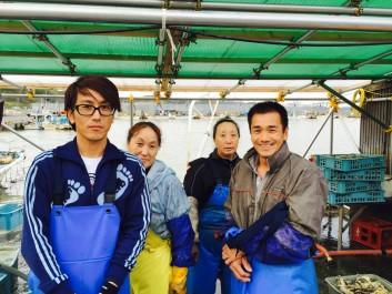 仙鳳趾の牡蠣の話